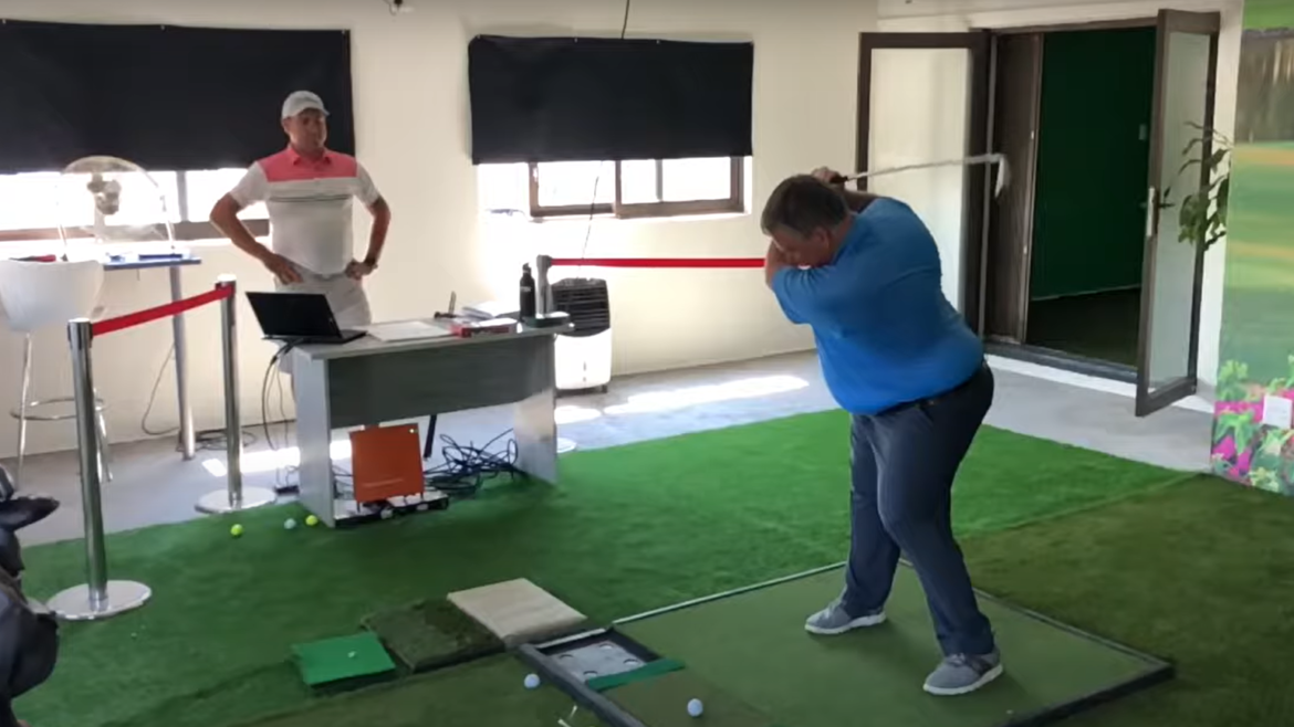 Golf Concepts Fitting Studio – VIP Experience